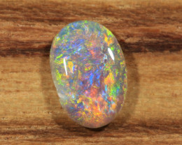 0.35ct -PERFECTLY POLLOCK-Lightning Ridge Opal [21518]