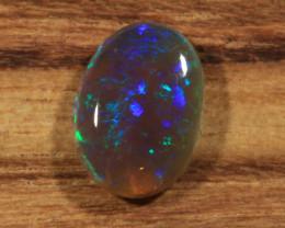 0.60ct -THE BLUE GREEN BUTTERFLY- L Ridge Opal [21525]