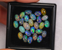 7.50cts Ethiopian Welo Opal Parcel Lot / CC11