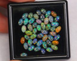 6.80cts Ethiopian Welo Opal Parcel Lot / BB73