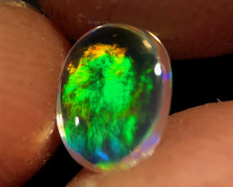 Mexican 0.830ct Crystal Opal (OM)
