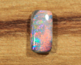 0.40ct -RED GOES FASTER- Lightning Ridge Opal [21543]