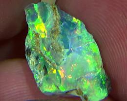 6.35 cts Ethiopian Welo FLASH crystal opal N9 4/5