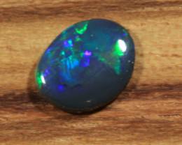 0.25ct -FINAL FANTASY- Lightning Ridge Opal [21553]