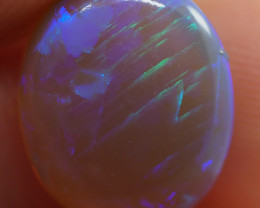 4.60CT LIGHTNING RIDGE CRYSTAL OPAL  NN333