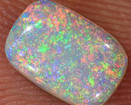 0.9ct 7.5x5.5mm Crystal Pipe Boulder Opal  [LOB-2662]