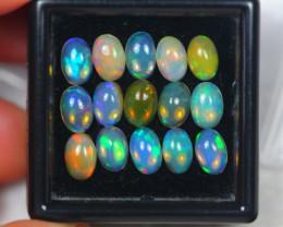 4.07Ct Natural Ethiopian Welo Opal Lot JA1769