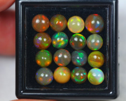 5.61Ct Natural Ethiopian Welo Opal Lot JA1772