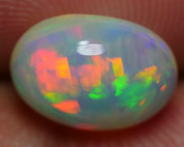 1.45 CRT BEAUTY PATCHWORK RAINBOW PLAY MULICOLOR WELO OPAL