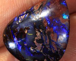 14ct 18x15mm Yowah Boulder Opal [LOB-2672]