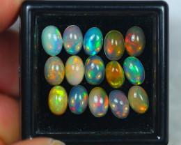 4.34Ct Natural Ethiopian Welo Opal Lot JA897
