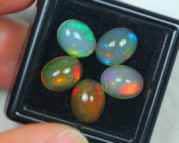 5.58Ct Natural Ethiopian Welo Opal Lot JA900