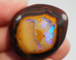 60.80CT QUALITY ROUGH YOWAH BOULDER OPAL TB340