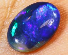 N3    0.98 carats  Solid Opal Lightning Ridge ANO 619