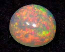 1.02CT RAINBOW GALAXY PATTERN ETHIOPIAN WELO OPAL - ZA149