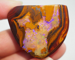 99.70CT QUALITY ROUGH YOWAH BOULDER OPAL TB396