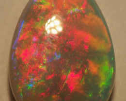 1.15CT  CRYSTAL OPAL FROM LIGHTNING RIDGE RE593