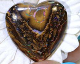25.40 CTS HEART SHAPE YOWAH  OPAL   STONE   NC-6145