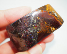 221.40CT QUALITY ROUGH YOWAH BOULDER OPAL TB452