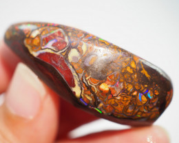 85.40CT QUALITY ROUGH YOWAH BOULDER OPAL TB453