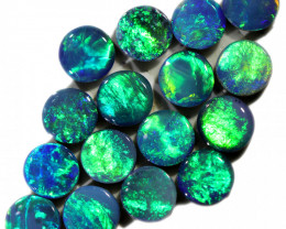 3.08 CTS OPAL DOUBLET PARCEL CALIBRATED [SEDA2235]
