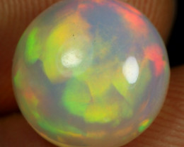 SUPER DEAL 3.70cts Neon Cascade Pattern Natural Ethiopian Welo Opal