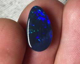 1,72 cts - Black opal stone - LR121