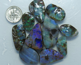 180ct Queensland Boulder Opal Rub/Rough Stone