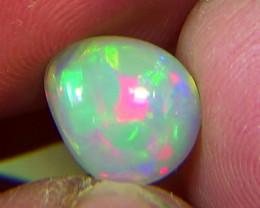 2.50 cts Ethiopian Welo CHAFF opal N7 4/5