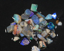 38ct Mixed Australian Craft Rough Opal[21618]