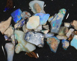 65ct Mixed Australian Craft Rough Opal[21620]