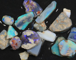 70ct Mixed Australian Craft Rough Opal[21622]