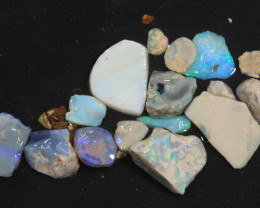 55ct Mixed Australian Craft Rough Opal[21623]