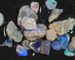 76ct -#9- Craft Opal Rough from Lightning Ridge [21631]