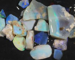 84ct Mixed Australian Craft Rough Opal[21632]