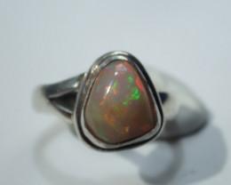 3 Sz Stearling .925 Blazing Welo Solid Opal
