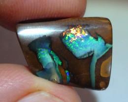 8.95 ct Beautiful Blue Green Natural Queensland Boulder Opal