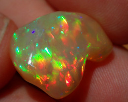 8.56ct. Blazing Welo Solid Opal