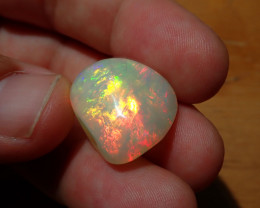 20.70 cts  Blazing Welo Solid Opal
