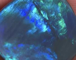 10.5 CTs TOP BLACK gem, Lightning Ridge Gem Black Opal, #476