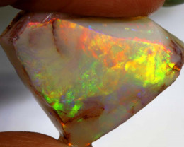 24.40-CTS CRYSTAL OPAL ROUGH L. RIDGE DT-8132