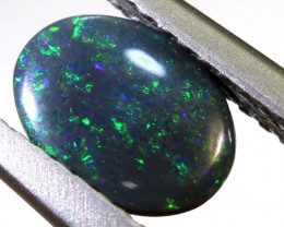 N2-0.60CTS  BLACK  OPAL STONE POLISHED TBO-9153