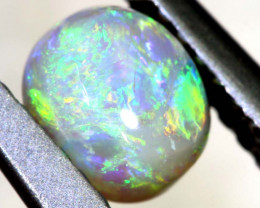 N5-0.80CTS DARK  OPAL STONE POLISHED TBO-9155