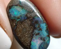 9.25 cts Boulder Opal Stone B101