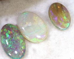 0.80-CTS  CRYSTAL OPALS  POLISHED  PARCEL TBO-9180