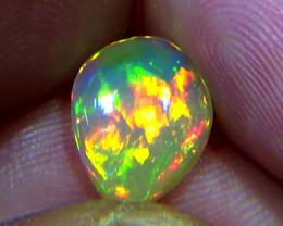2.35 cts Ethiopian Welo PUZZLE brilliant opal N6 5/5