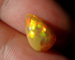 2.64ct. Blazing Welo Solid Opal