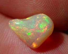 2.04ct. Blazing Welo Solid Opal