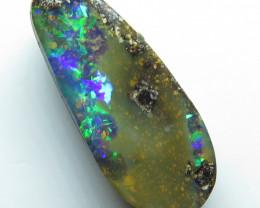 3.30ct Queensland Boulder Opal Stone