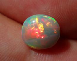 1.37ct. Blazing Welo Solid Opal